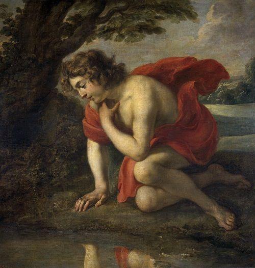 El mito de Narciso - Jan Cossiers