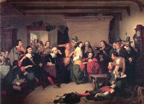Juicios por Brujería en Nueva Inglaterra