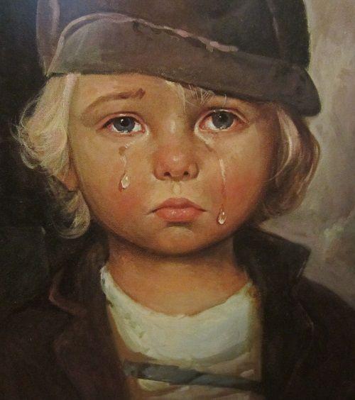 Leyenda urbana sobre los niños llorones