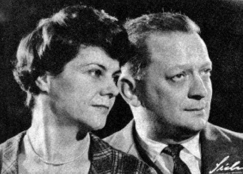 Willy y Madeleine Baranger