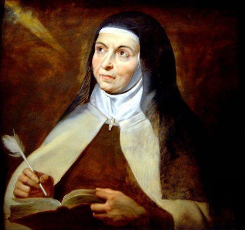 La santa anorexia - Santa Teresa de Jesús