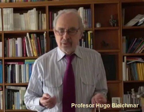 Profesor Hugo Bleichmar