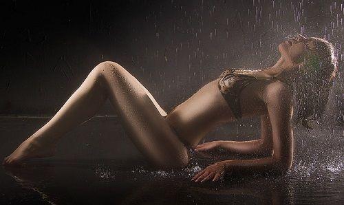 Comparación con la imagen idealizada del cuerpo femenino