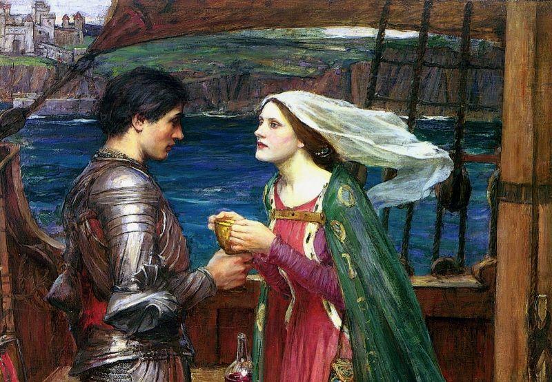 El Amor Cortés en la Edad Media