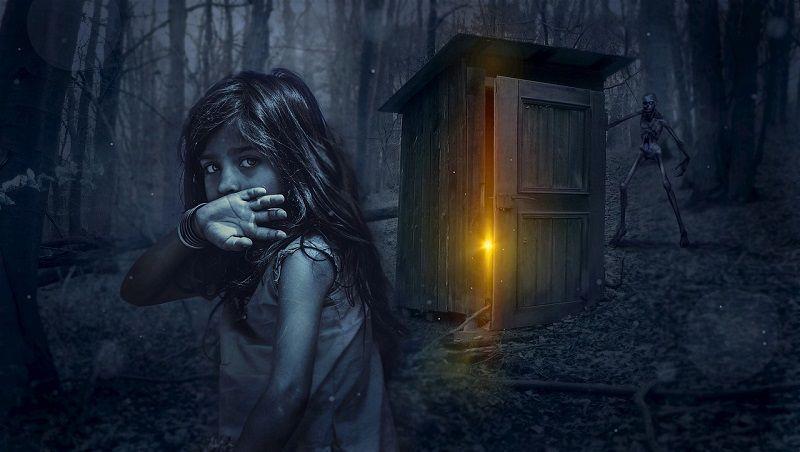 Fobias infantiles: Miedo a la oscuridad