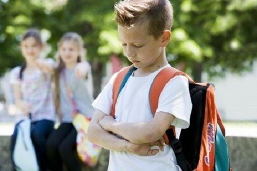 El acoso en los colegios