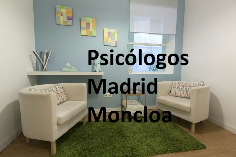 Psicólogos Madrid Moncloa – Psicoterapia al alcance de todos
