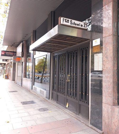 Consulta de Psicología en la Calle Francisco Silvela, 27