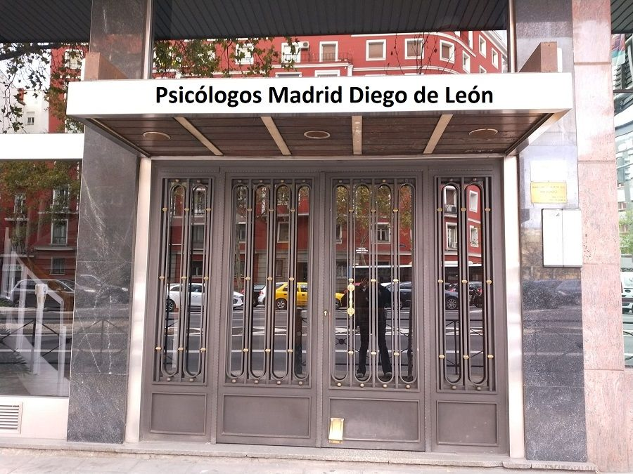 Psicólogos Madrid Diego de León