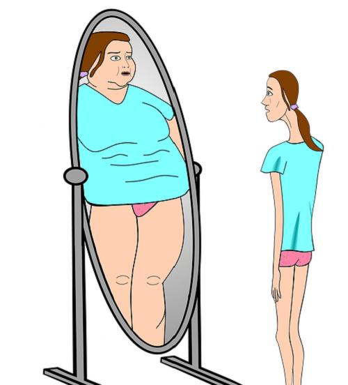 Sentimientos de culpa en la anorexia