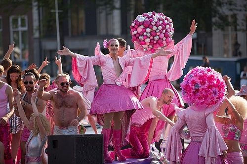 El Pink Market es el marketing para el colectivo LGTBI