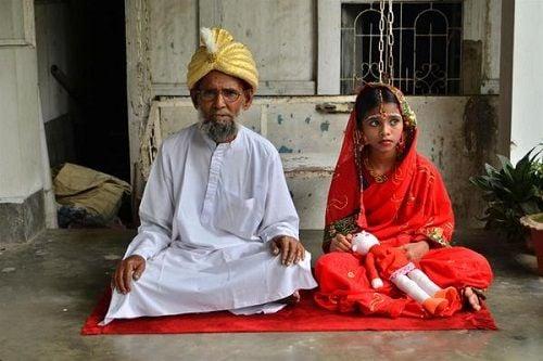 Matrimonio forzado en la India