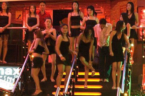 Turismo sexual en Tailandia