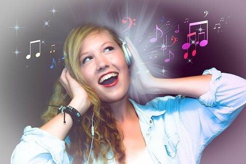 Escuchar música puede ser un premio tras el estudio