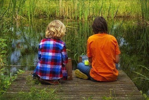 Creando una amistad inseparable