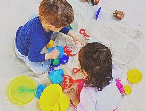 Los amigos son una excelente inversión para el futuro del niño