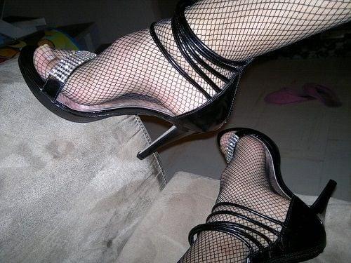Altocalcifilia, excitación sexual por calzado con tacones