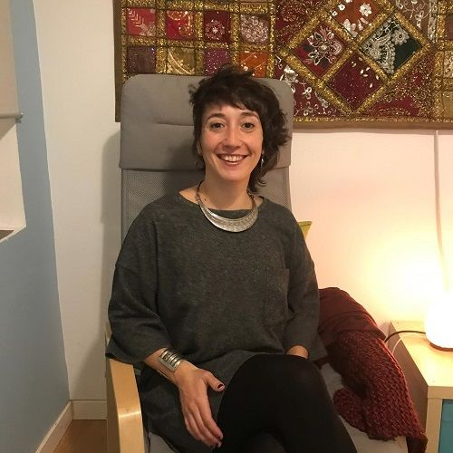 Equipo de psicoterapeutas: Cristina Agulló Coloma.