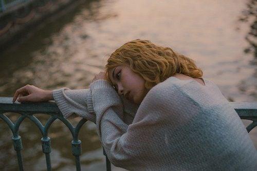 Depresión por sentimientos de culpabilidad.
